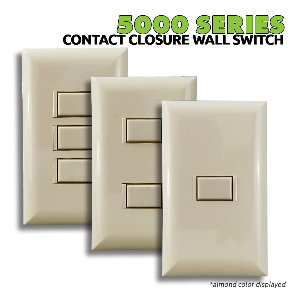 5000 Series Switch | Complete Set| Main