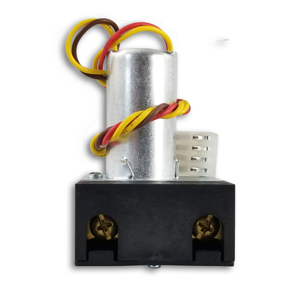 3000-PL Relay | 4-Wire Analog Relay | Front (Terminal) View