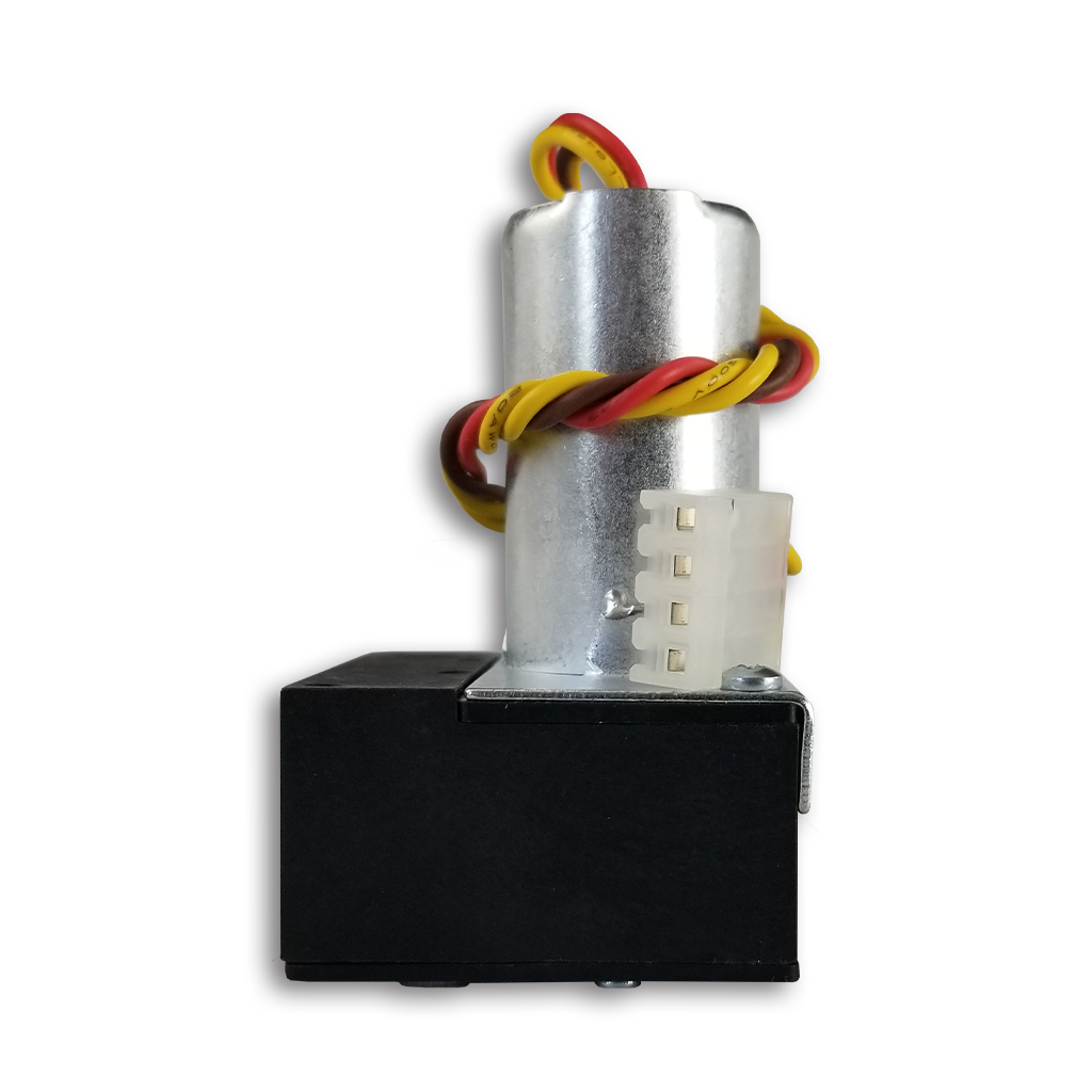 3000-PL Relay | 4-Wire Analog Relay | Left View