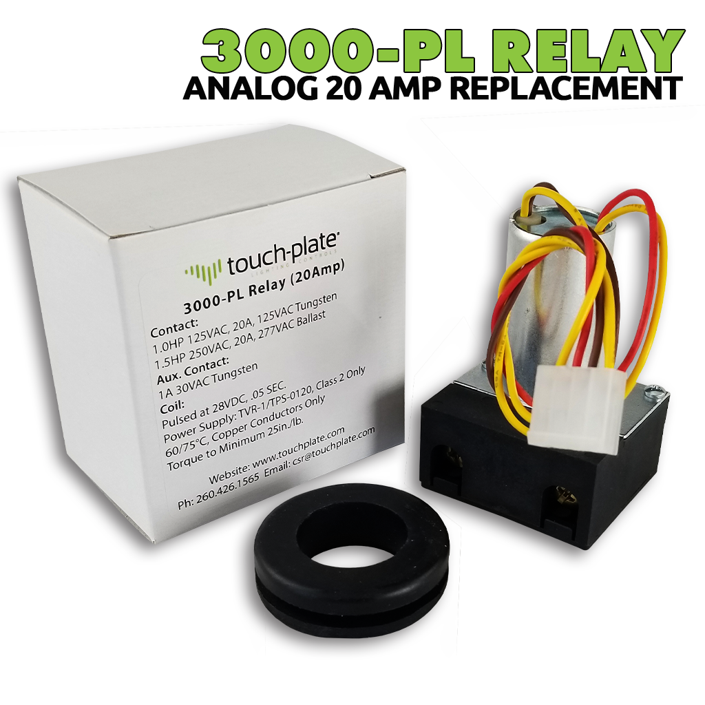 3000-PL Relay | 4-Wire Analog Relay | Main