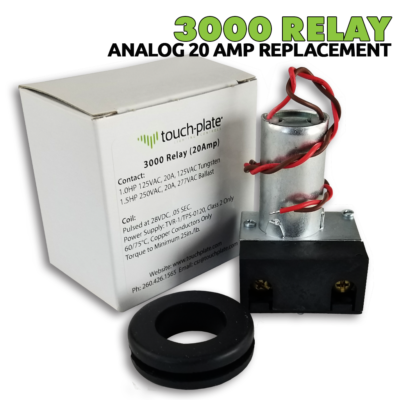3000 Relay | 2-Wire Analog Relay | Main