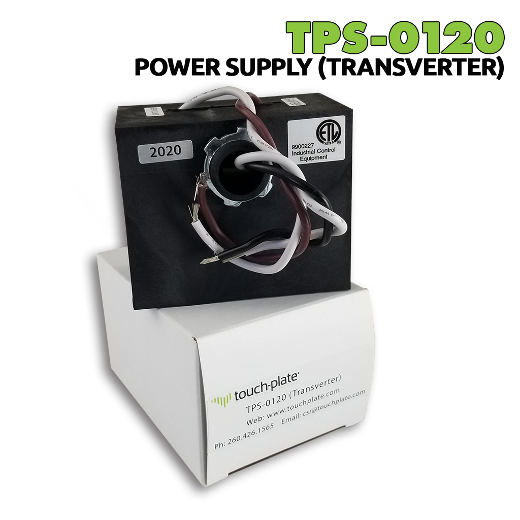 TPS-0120 Power Supply | 120V Transverter | Main