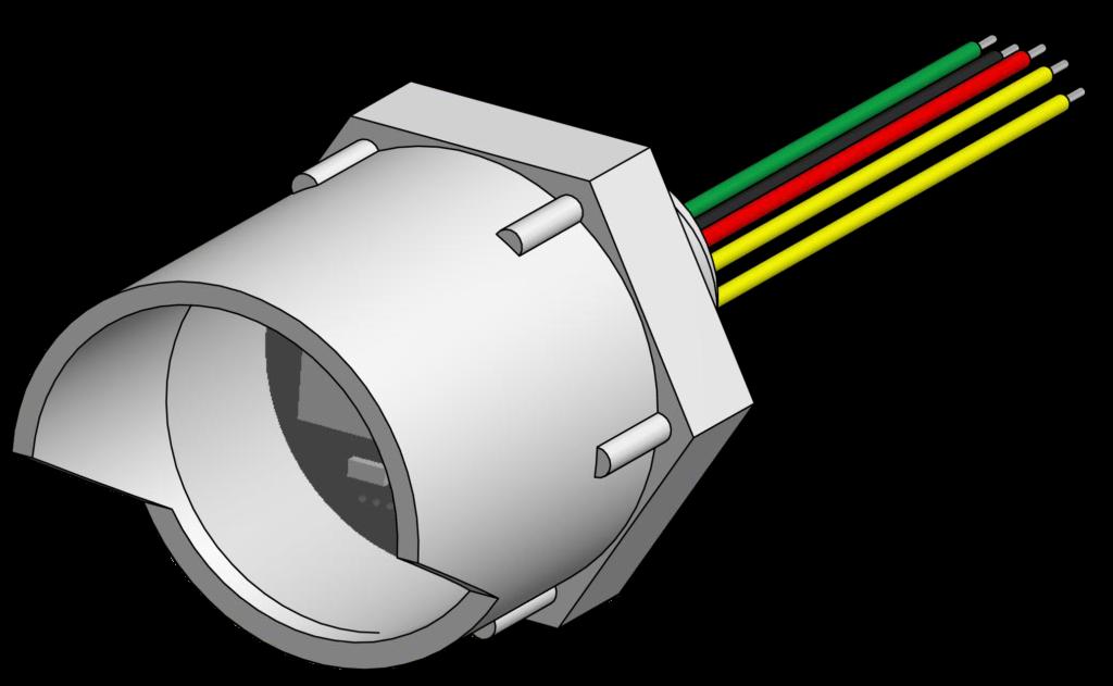 Aura Exterior BACnet Sensor