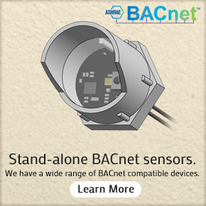 Stand-alone BACnet sensors. We have a wide range of BACnet compatible sensors. Click here to learn more.